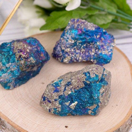 Chalcopyrite (Acid Washed)