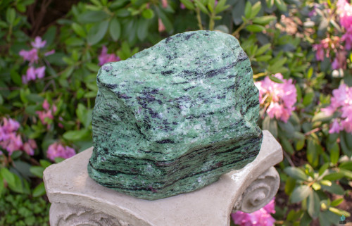 Ruby Zoisite (Anyolite)