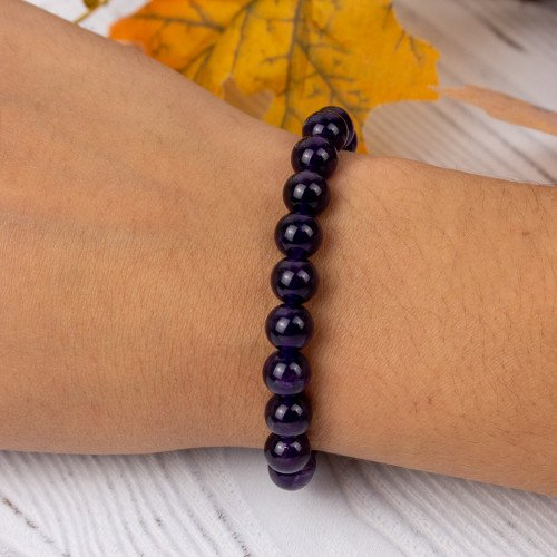 Amethyst (High Quality) Bracelet