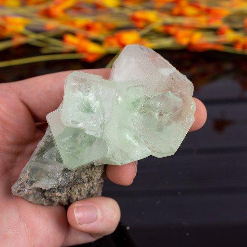 Green Fluorite #6