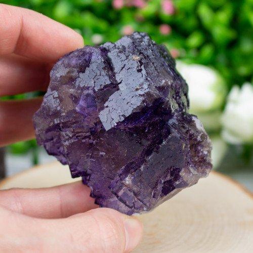 Purple Fluorite #5