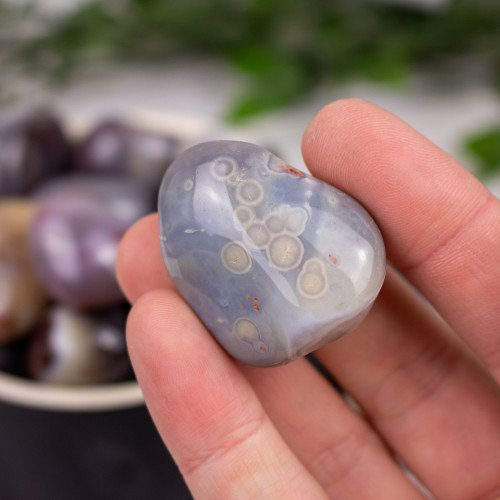 Banded Agate Tumbled