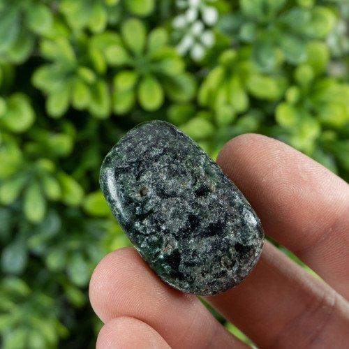 Tumbled Seraphinite