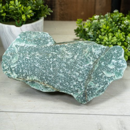 Raw Green Aventurine #1