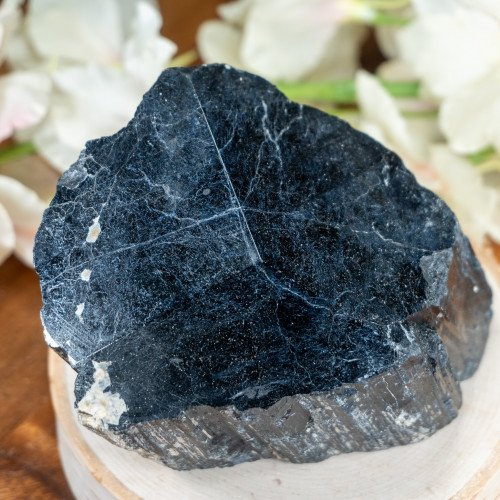 Raw Blue Tourmaline (Indicolite) #9