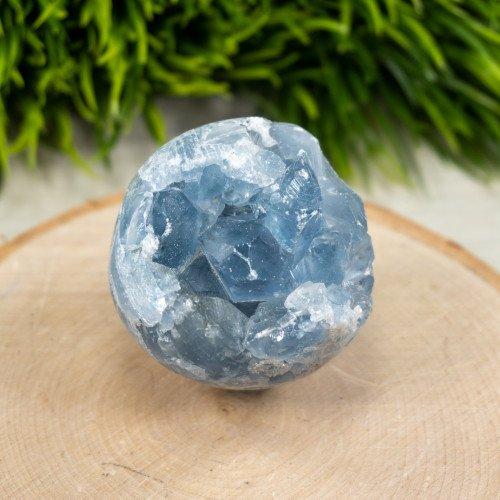 Medium Celestite Sphere