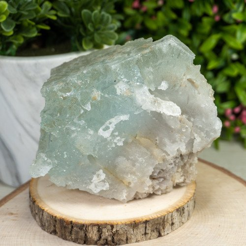 Raw Aquamarine