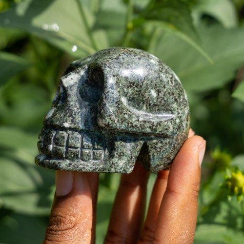 Preseli Bluestone Medium Skull