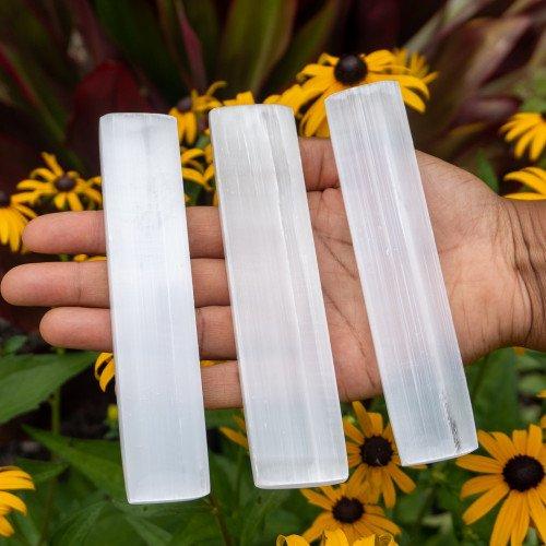 Selenite Charging Strips