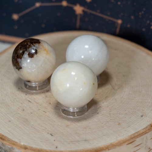 Small Cryolite Sphere