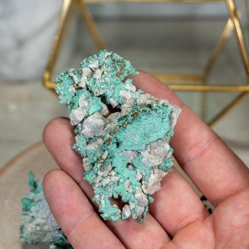Small Raw Natural Oxidized Copper Random