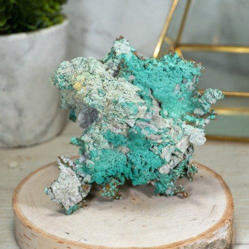 Raw Natural Oxidized Copper in Matrix #3