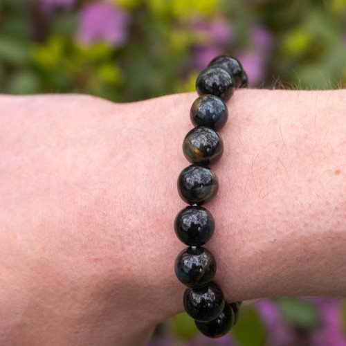 10mm Pietersite Stretch Bracelet