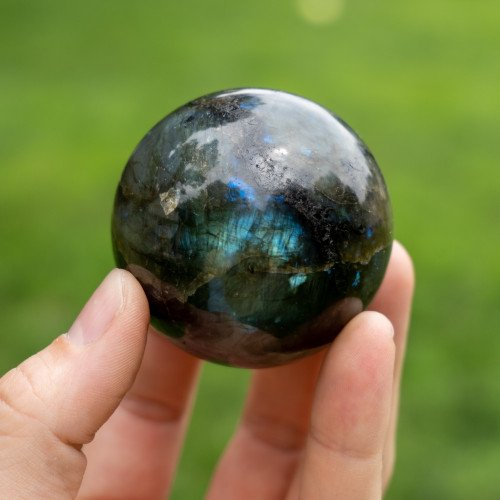 Medium Labradorite Sphere