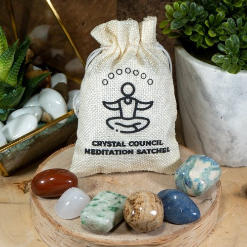 Crystal Council Meditation Satchel