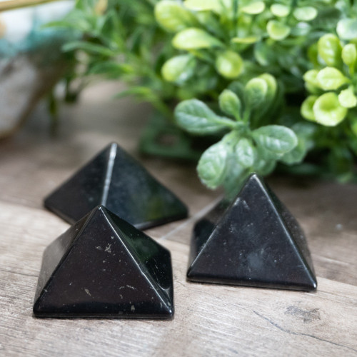 Small Shungite Pyramid