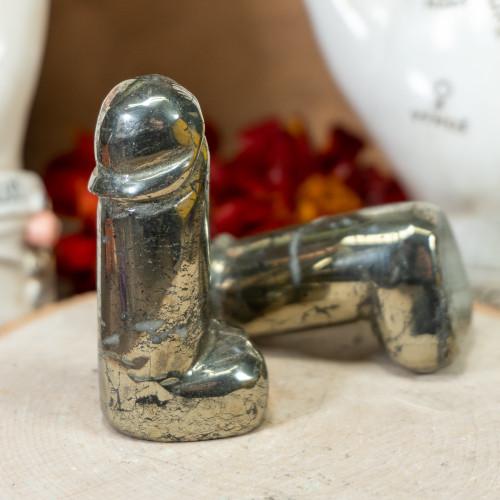 Pyrite Penis