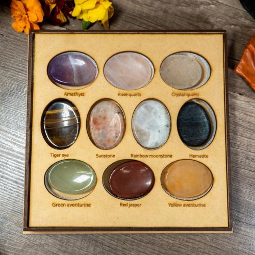 Palmstone Meditation Box