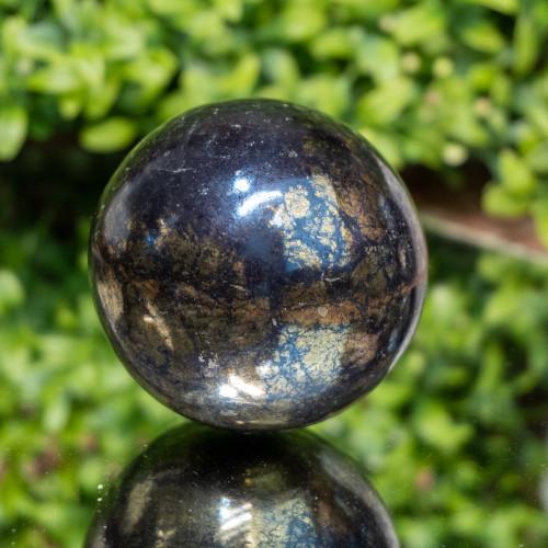 Large Covellite Sphere