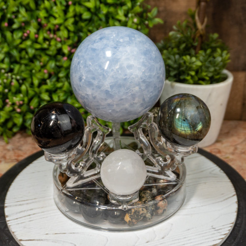 7 Slot Imperial Sphere Stand