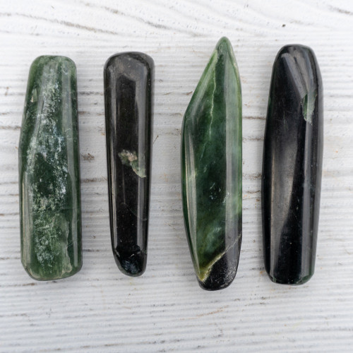 Large Polished Green Kyanite