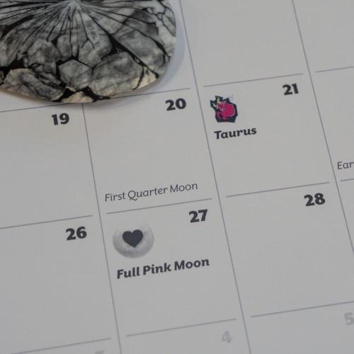 2021 Crystal Council Calendar