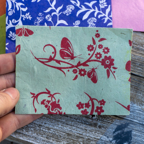 Nepal Envelopes (3 pack)