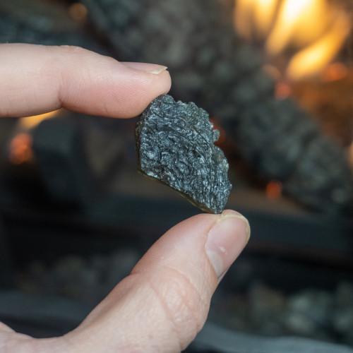 A Grade Moldavite #15 (8.5 grams)