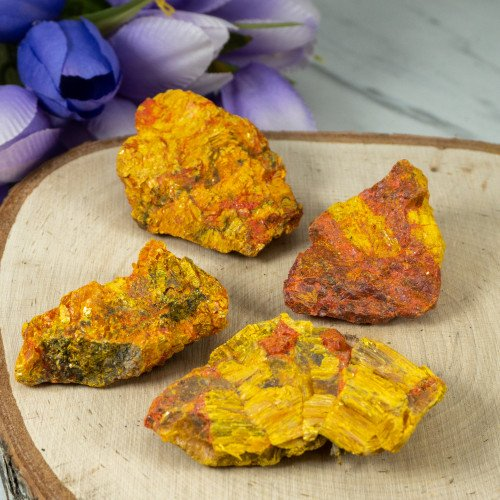 Small Raw Orpiment