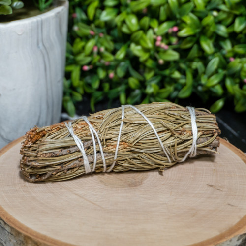 Pinewood Smudge Stick