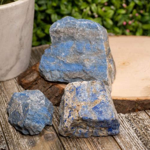 Raw Small Lapis Lazuli