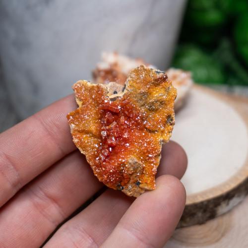 Small Raw Vanadinite