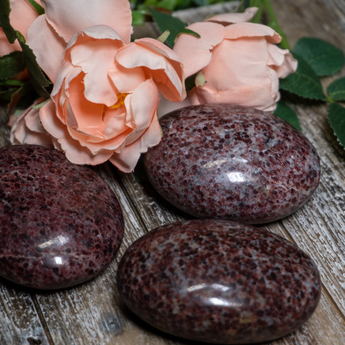 Grenatite Palmstone