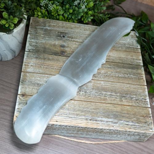Large Selenite Sword