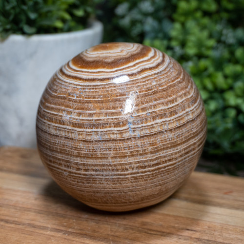 Large Aragonite Sphere