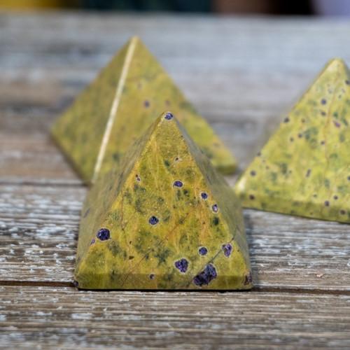 Atlantisite Pyramid