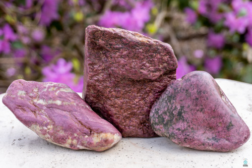 Nevada Rose (Purple Dumortierite)