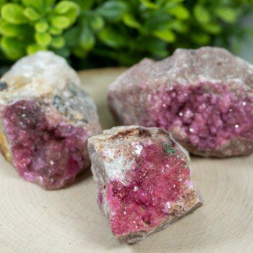 Medium Raw Cobalto Calcite (A Quality)