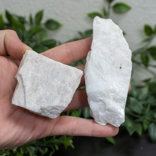 Medium Raw Moonstone