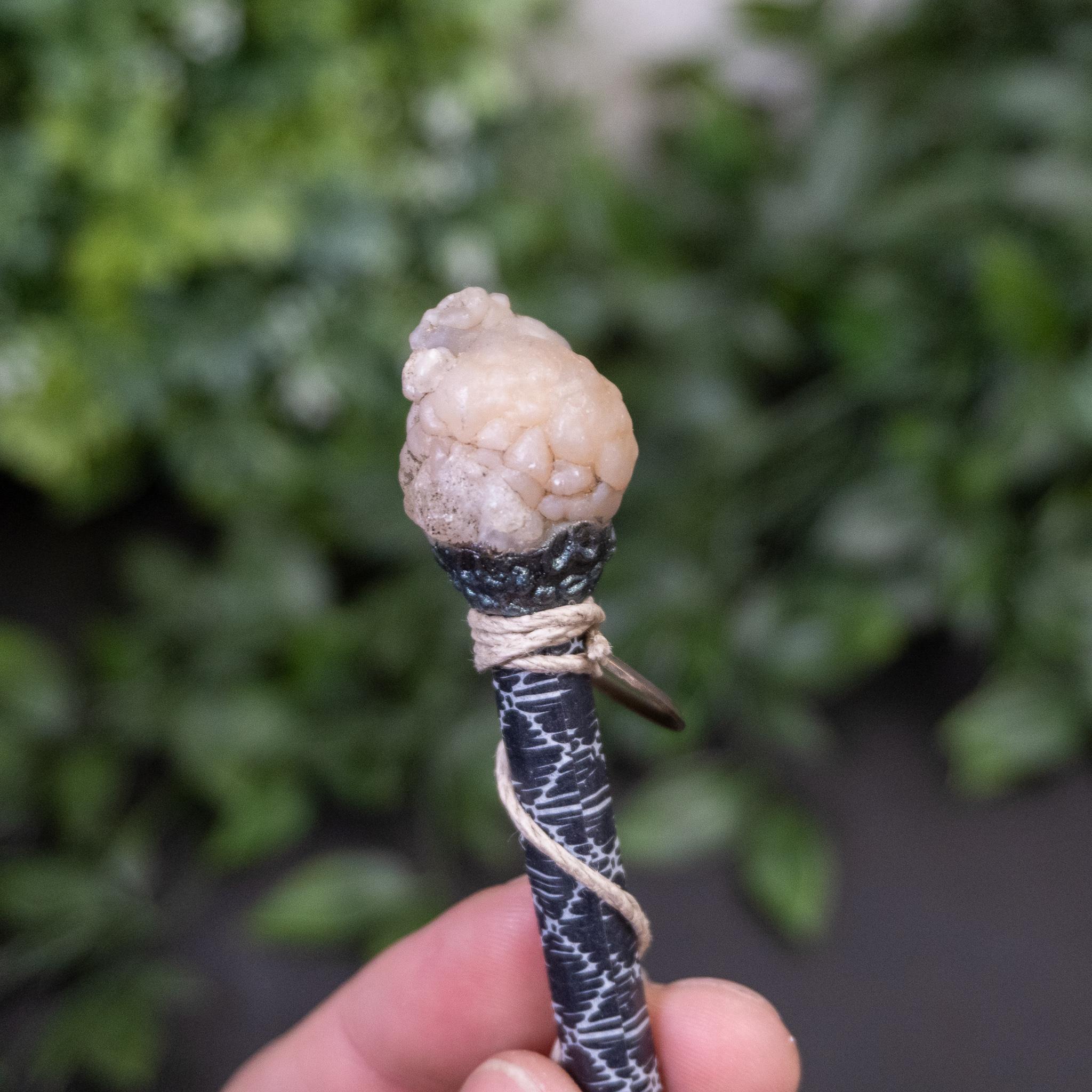 Truffle Chalcedony Pen