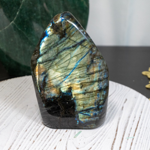 Medium Labradorite Free Form