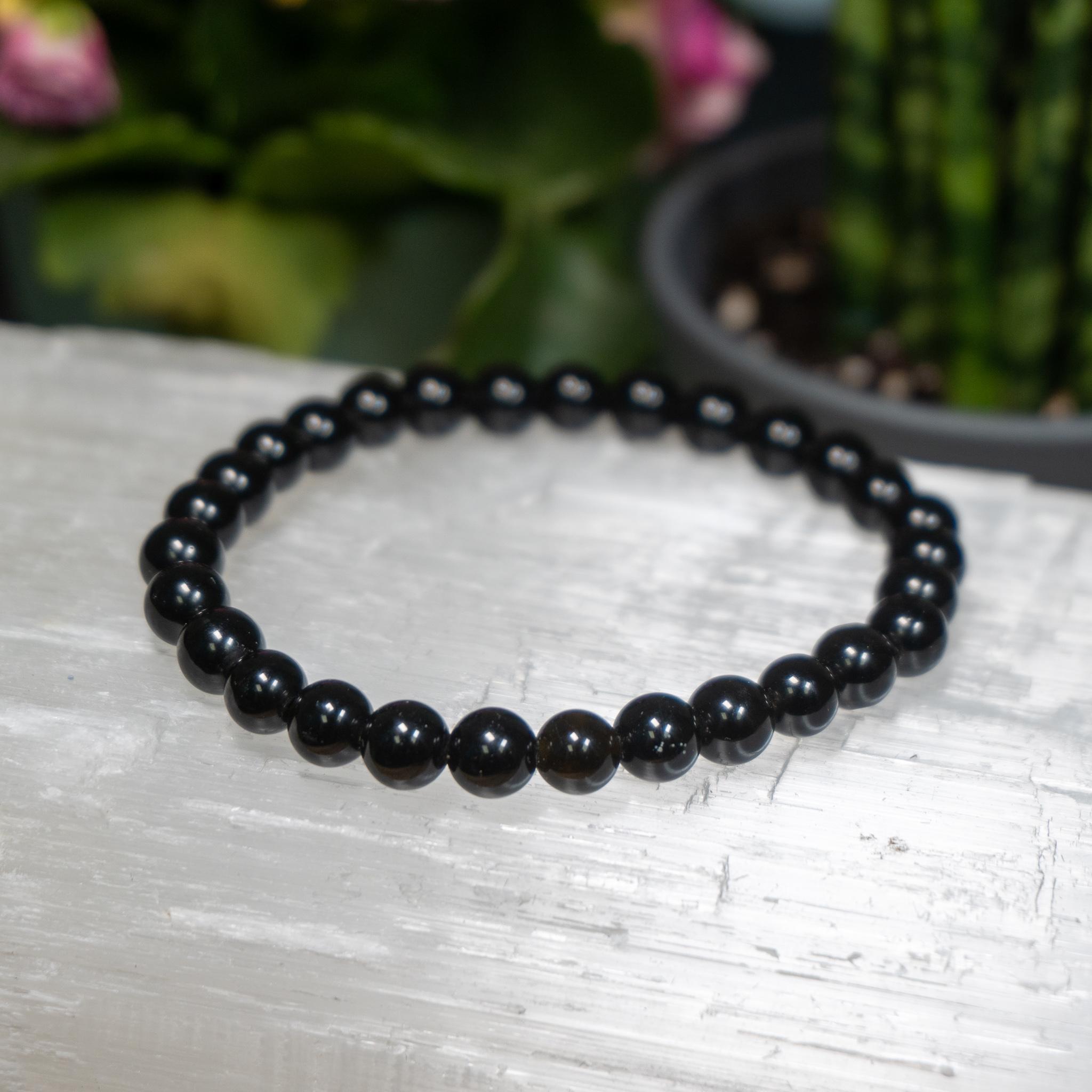 Onyx Bracelet (6mm)