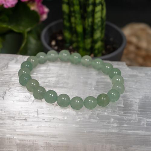 Green Aventurine Bracelet (8mm)