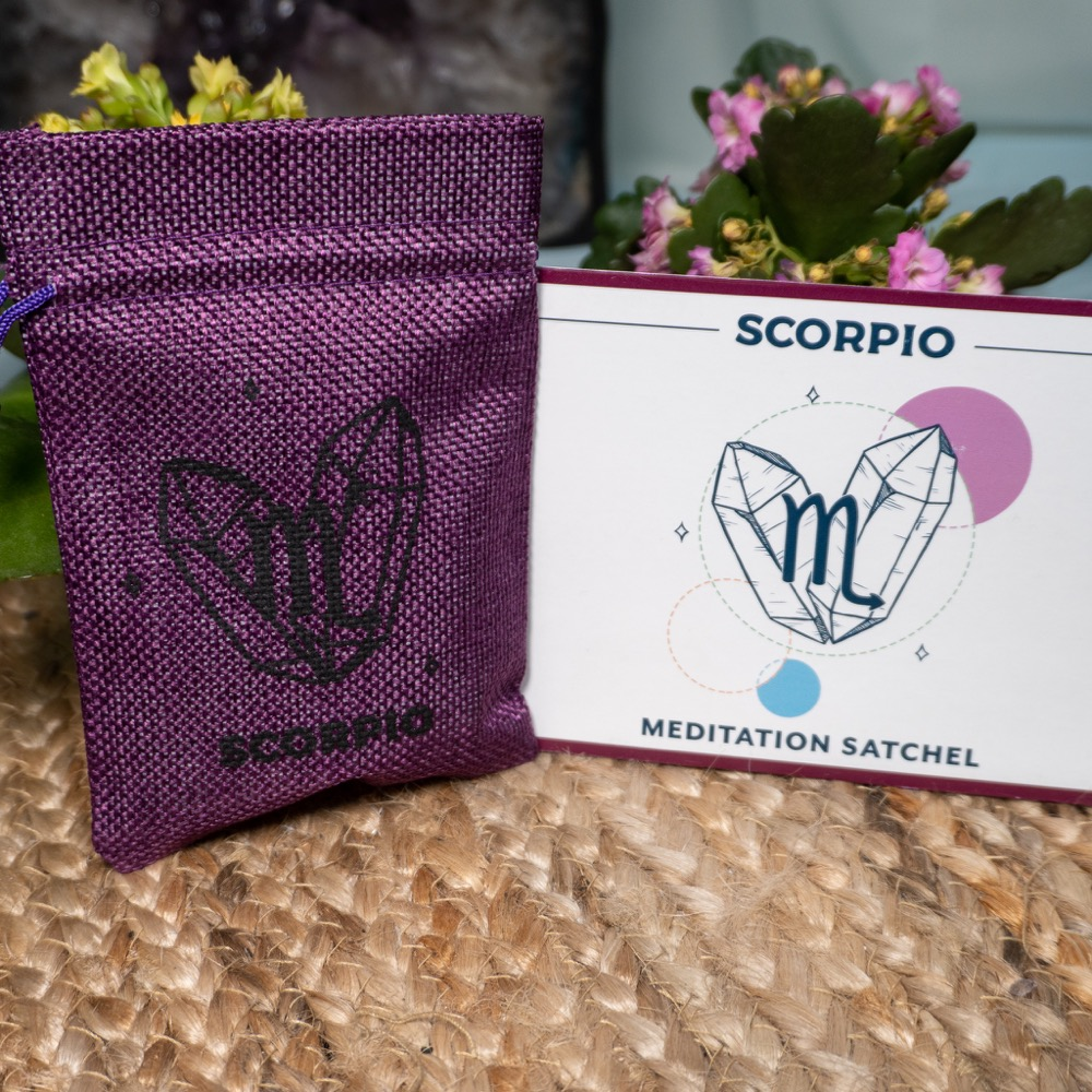 Scorpio Satchel