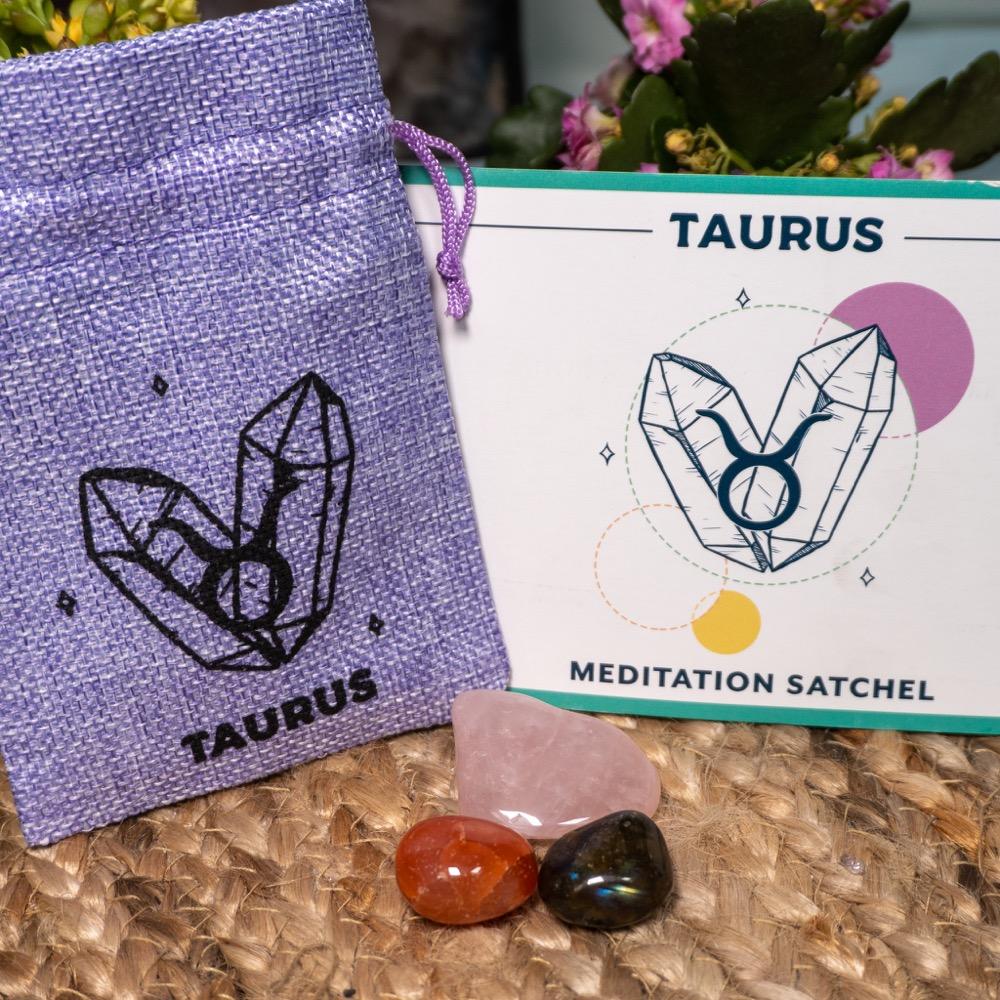 Taurus Satchel