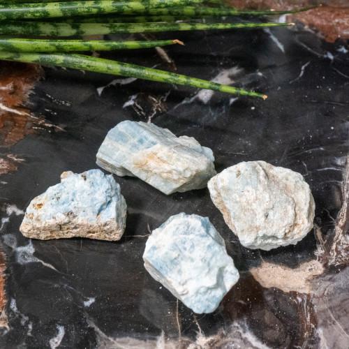 Small Mexican Raw Aquamarine