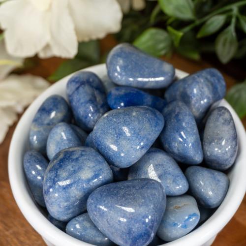 Blue Aventurine Charity Stone