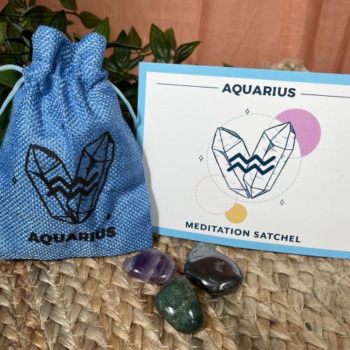 Aquarius Satchel