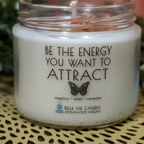 Be The Energy Candle