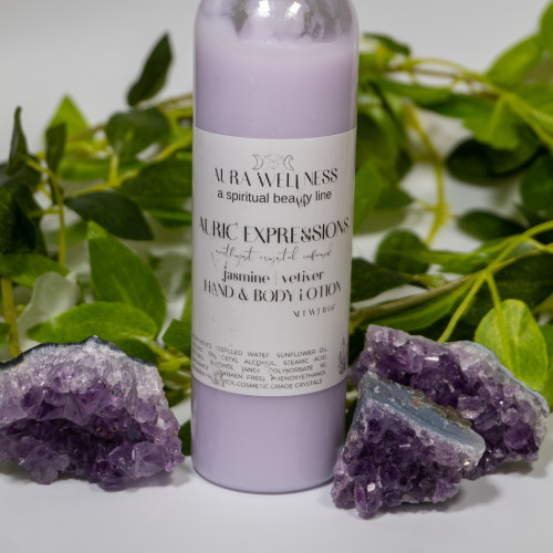 Amethyst Auric Expressions Body Lotion